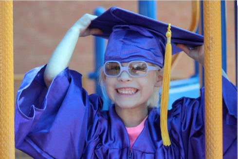 Vips Graduate Visually Impaired Preschool Services