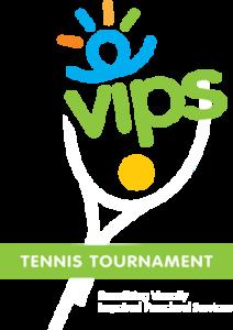 Tennis Tournament Logo Visually Impaired Preschool Services