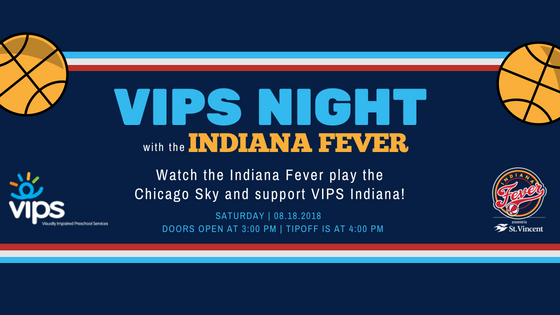 VIPS NIGHT w/Indy Fever