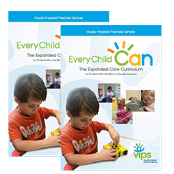Every Child Can! Expanded Core Curriculum Language Combo