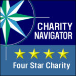 Charity-Navigator Logo with four stars